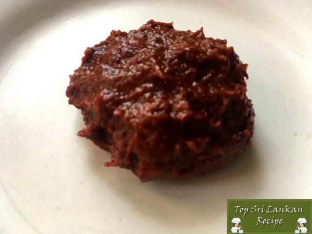 Plantain Fry Sambal Sri Lankan Recipe | Vazhakkai Sambal