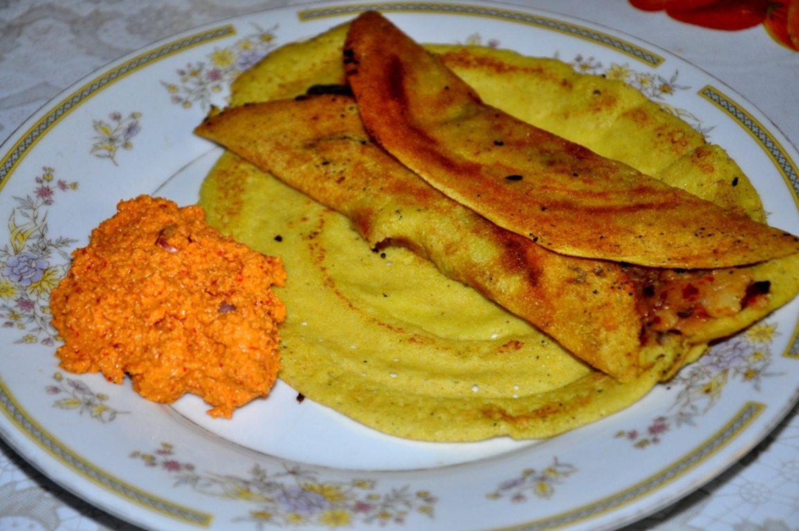 How To Make Potato Curry For Masala Dosa