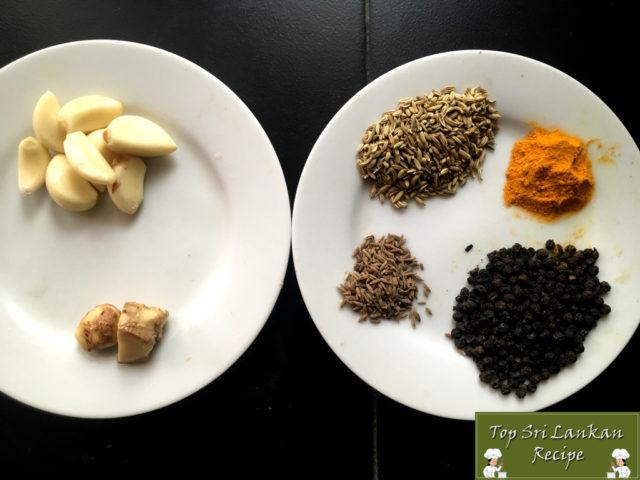 Easy Chicken Stew With Potatoes | Sri Lankan Homemade Recipe