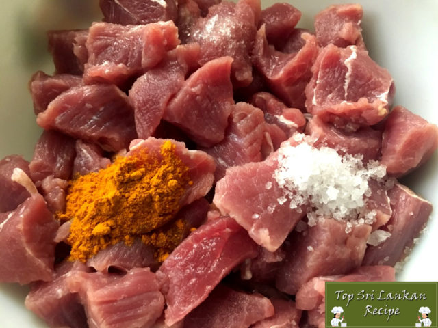 How To Make Beef Pepper Fry Recipe In Sri Lankan Style (Quick & Easy)