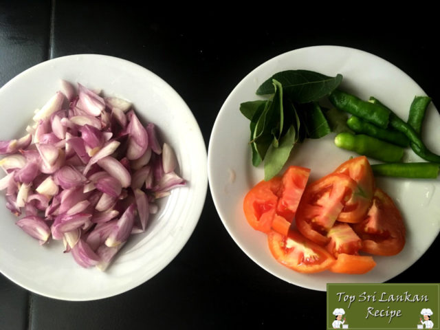 Spicy Potato Curry With Maldives Fish For Chapathi Recipe