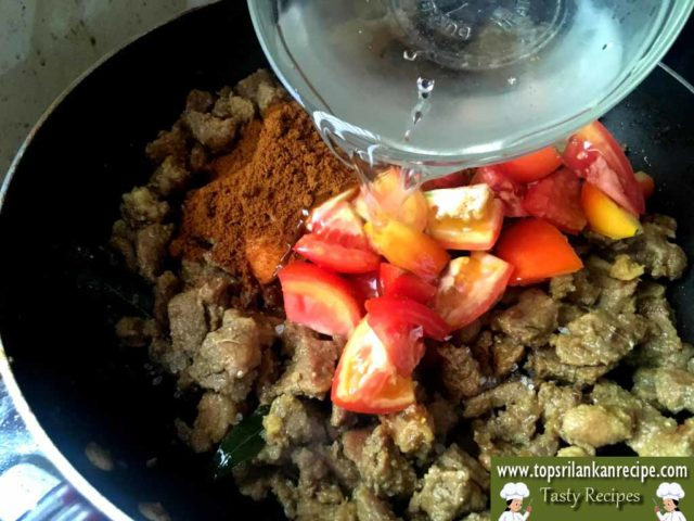 Easy Beef Curry Recipe With Coconut, Tomato, And Curry Powder
