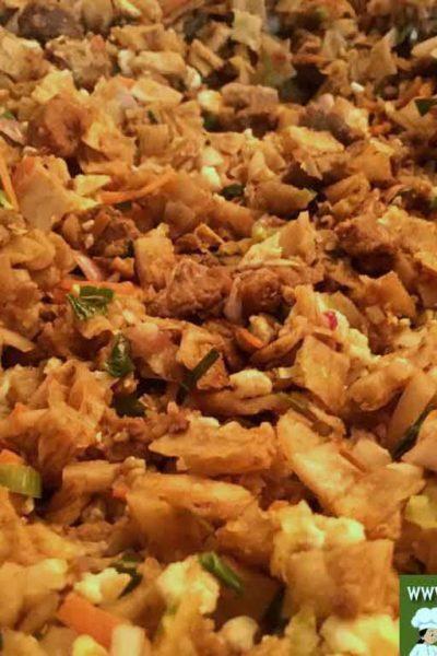 How To Make Kothu Roti At Home | Easy Beef Koththu Parotta Recipe