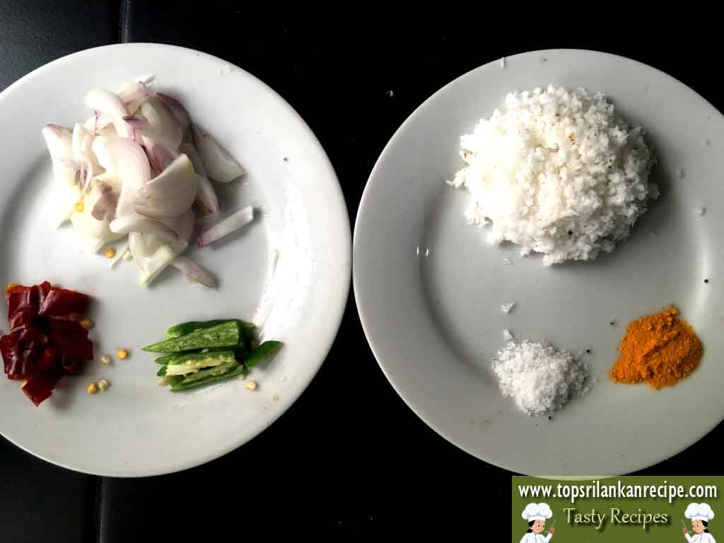 Ponnanganni Keerai Varai With Grated Coconut | Alternanthera Sessilis Recipe