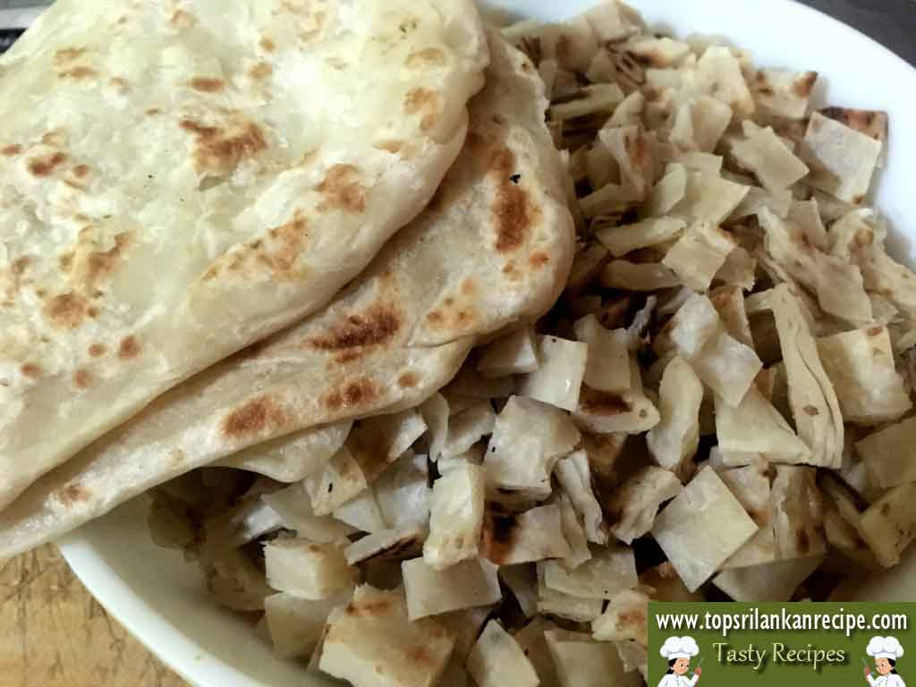 How To Make Kothu Roti At Home | Easy Beef Koththu Parotta Recipe