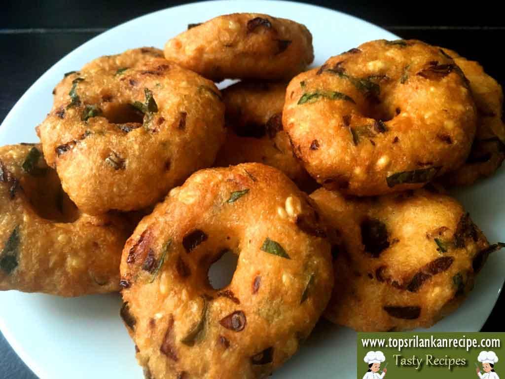 How To Make Ulundu Vadai Recipe (Best & Soft)