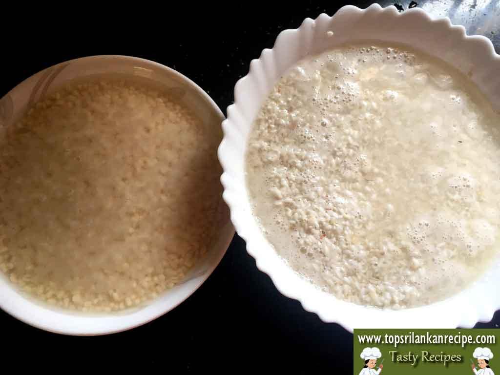 Easy Idli Dosa Batter (How To Make Idli & Dosa With Same Batter Homemade)