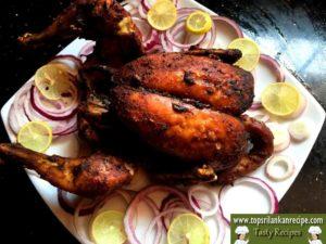 Good Whole Roast Chicken Recipe Sri Lankan Style With Lime Garlic