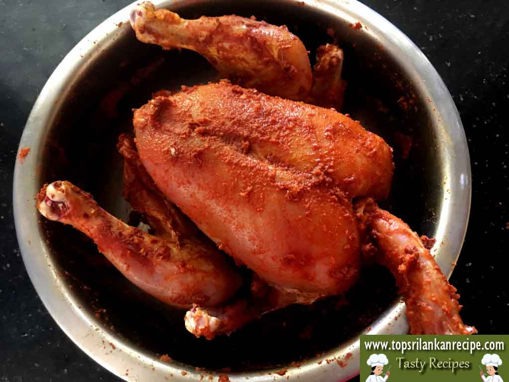 Good Whole Roast Chicken Recipe Sri Lankan Style With Lime Garlic